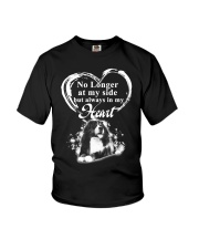 Bernese Mountain Dog In My Heart Youth T-Shirt tile