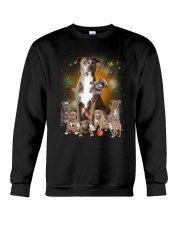Pitbull Smile Crewneck Sweatshirt tile