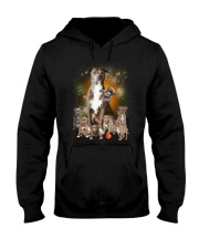 Pitbull Smile Hooded Sweatshirt thumbnail