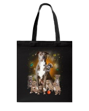 Pitbull Smile Tote Bag thumbnail