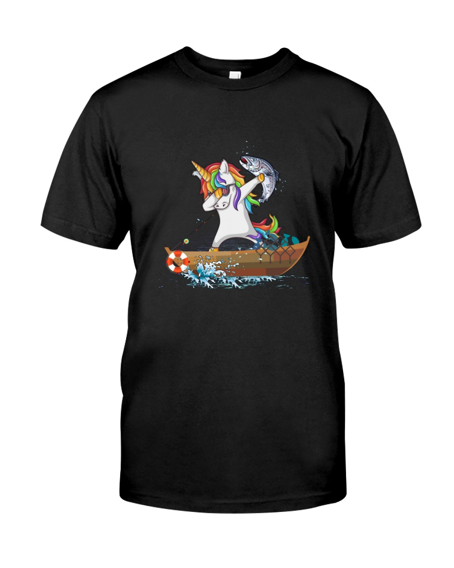 Unicorn Fishing 2004 Classic T-Shirt