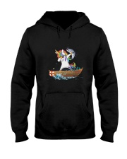 Unicorn Fishing 2004 Hooded Sweatshirt thumbnail