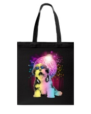 GAEA Shih Tzu Disco 0904 Tote Bag tile