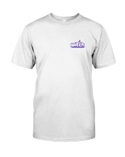 Witch logo Premium Fit Mens Tee thumbnail