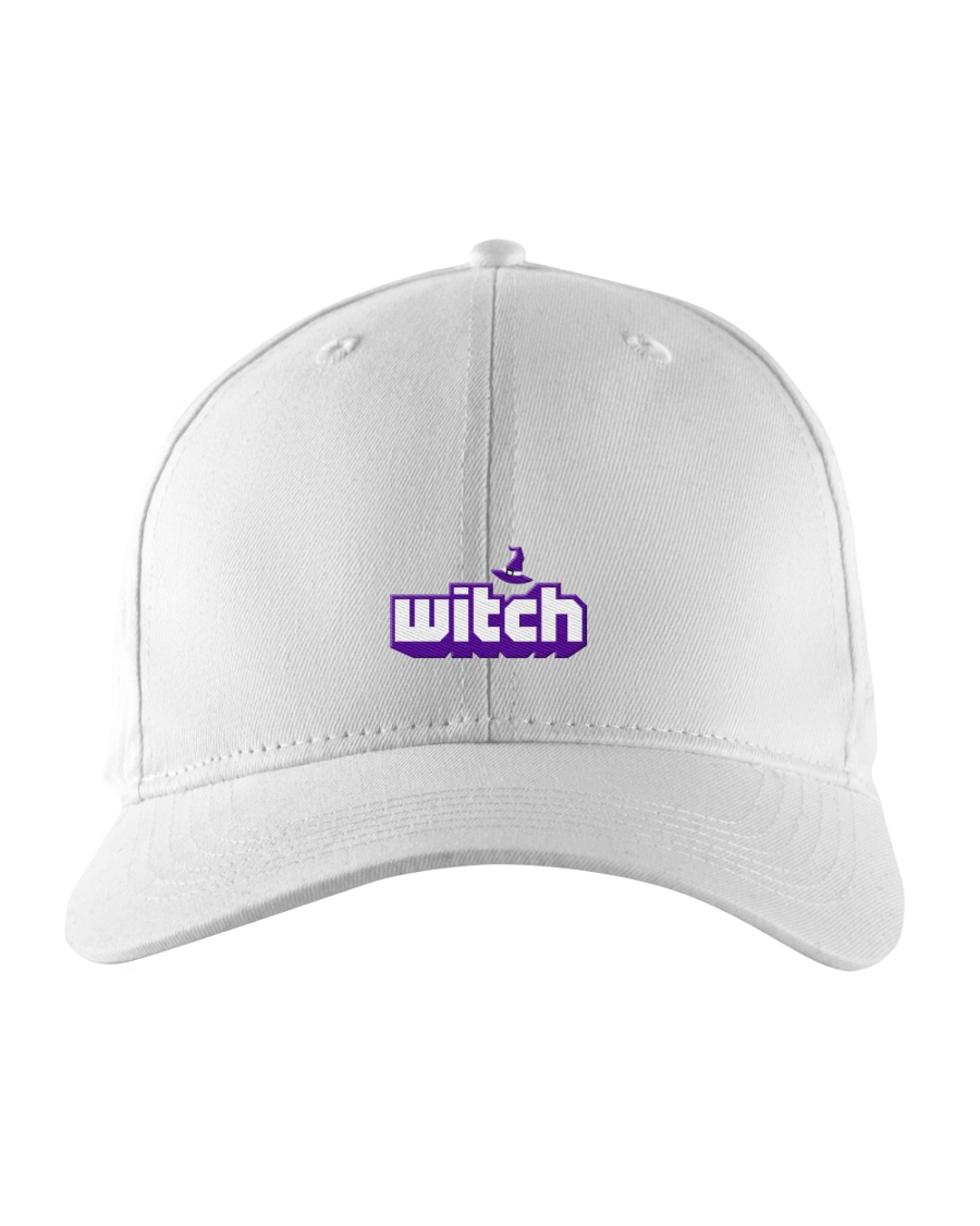Witch logo Embroidered Hat