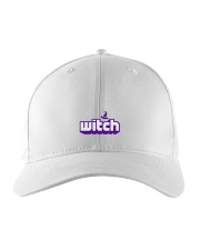 Witch logo Embroidered Hat front