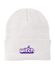 Witch logo Knit Beanie tile