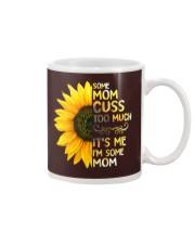 Some Mom Cuss Too Much Mug thumbnail