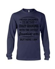 I'D BE THIS CRAZY GRANDMA Long Sleeve Tee thumbnail