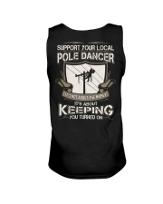 POLE DANCER KEEPING YOU TURNED ON Unisex Tank thumbnail