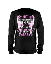 My Brother always in my heart Long Sleeve Tee thumbnail