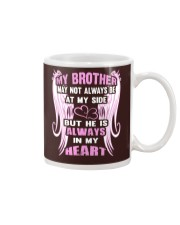 My Brother always in my heart Mug thumbnail