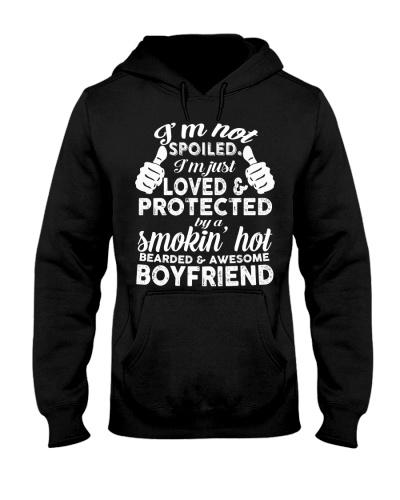 Girlfriend Hoodies - I'm not spoiled