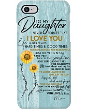 To My Daughter  Phone Case i-phone-7-case