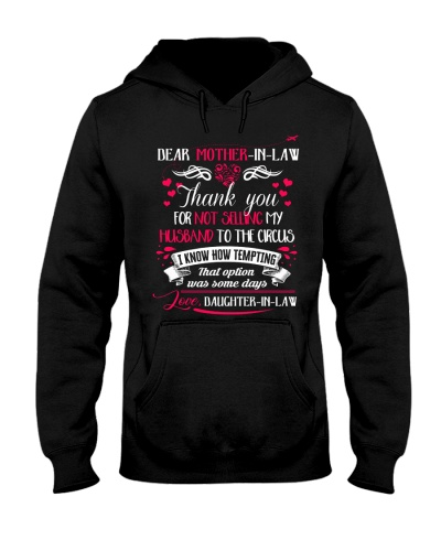 Dear Mother In Law