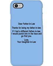 Dear Father-in-Law funny mug Phone Case thumbnail
