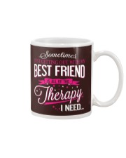 Best Friend - Therapy Mug thumbnail