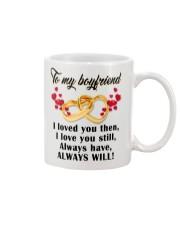 BEST GIFT FOR BOYFRIEND Mug thumbnail
