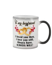 BEST GIFT FOR BOYFRIEND Color Changing Mug color-changing-right