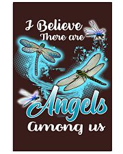 I BELIEVE THERE ARE ANGELS AMONG US 11x17 Poster thumbnail