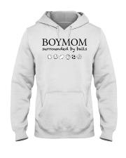 Boymom  Hooded Sweatshirt thumbnail