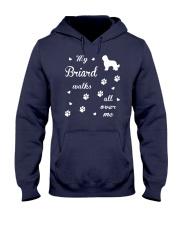 Briard Funny Gift Tshirt Hooded Sweatshirt thumbnail
