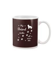 Briard Funny Gift Tshirt Mug thumbnail