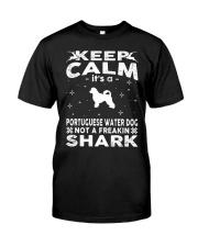 Portuguese Water Dog Funny Gift Tshirt Classic T-Shirt thumbnail