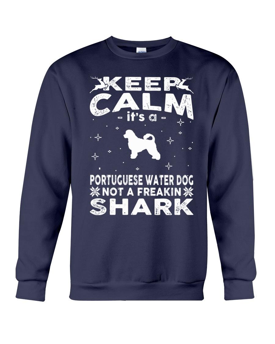 Portuguese Water Dog Funny Gift Tshirt Crewneck Sweatshirt