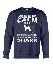 Portuguese Water Dog Funny Gift Tshirt Crewneck Sweatshirt front