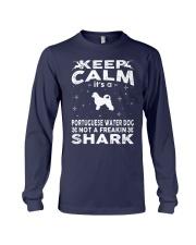 Portuguese Water Dog Funny Gift Tshirt Long Sleeve Tee thumbnail