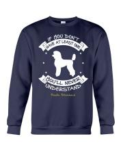 Poodle Standard Funny Gift Tshirt Crewneck Sweatshirt thumbnail