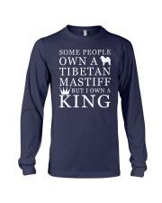 Tibetan Mastiff Funny Gift Tshirt Long Sleeve Tee front