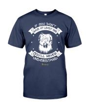Briard Funny Gift Tshirt Premium Fit Mens Tee thumbnail