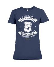 Briard Funny Gift Tshirt Premium Fit Ladies Tee thumbnail