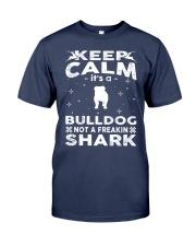 Bulldog Funny Gift Tshirt Premium Fit Mens Tee thumbnail