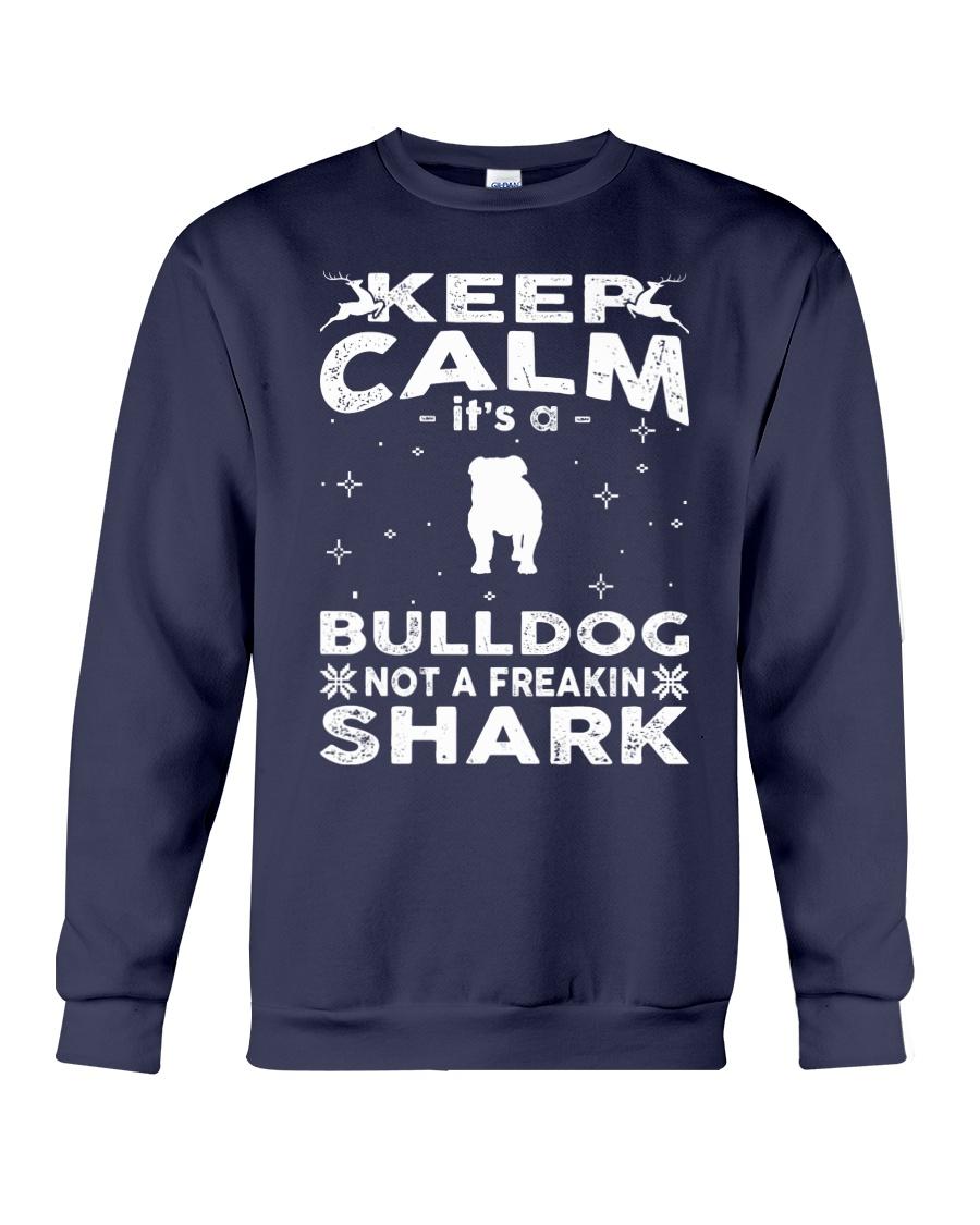Bulldog Funny Gift Tshirt Crewneck Sweatshirt