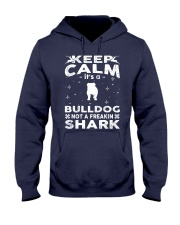 Bulldog Funny Gift Tshirt Hooded Sweatshirt tile