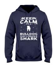 Bulldog Funny Gift Tshirt Hooded Sweatshirt thumbnail
