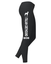 Italian Greyhound mom ladies leggings Ladies Leggings right
