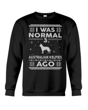 Australian Kelpie Ugly Christmas Sweater Crewneck Sweatshirt thumbnail