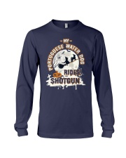 Portuguese Water Dog Funny Gift Tshirt Long Sleeve Tee front