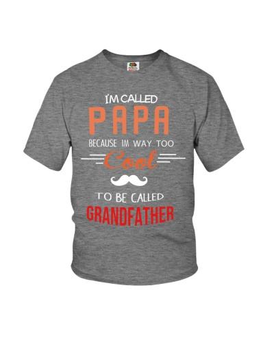 IM CALLLED PAPA