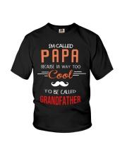 IM CALLLED PAPA Youth T-Shirt thumbnail