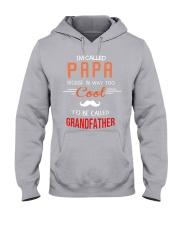 IM CALLLED PAPA Hooded Sweatshirt front