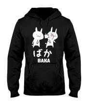 Baka Cute Anime Japanese  Hooded Sweatshirt thumbnail