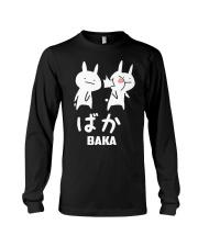 Baka Cute Anime Japanese  Long Sleeve Tee thumbnail