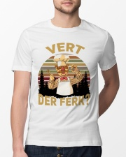 Swedish Chef Classic T-Shirt lifestyle-mens-crewneck-front-13