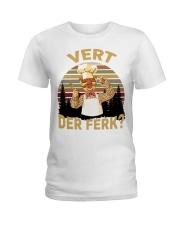 Swedish Chef Ladies T-Shirt thumbnail