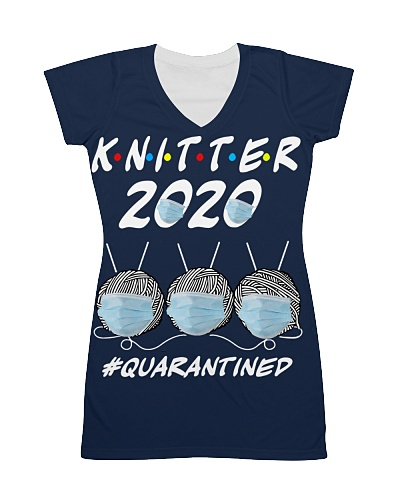 KNITTER 2020 QUARANTINED